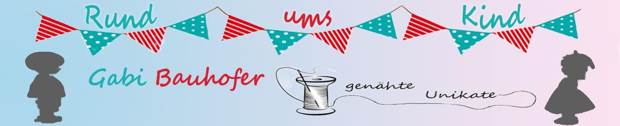 Kinderbekleidung RUND UMS KIND   by Gabriele Bauhofer